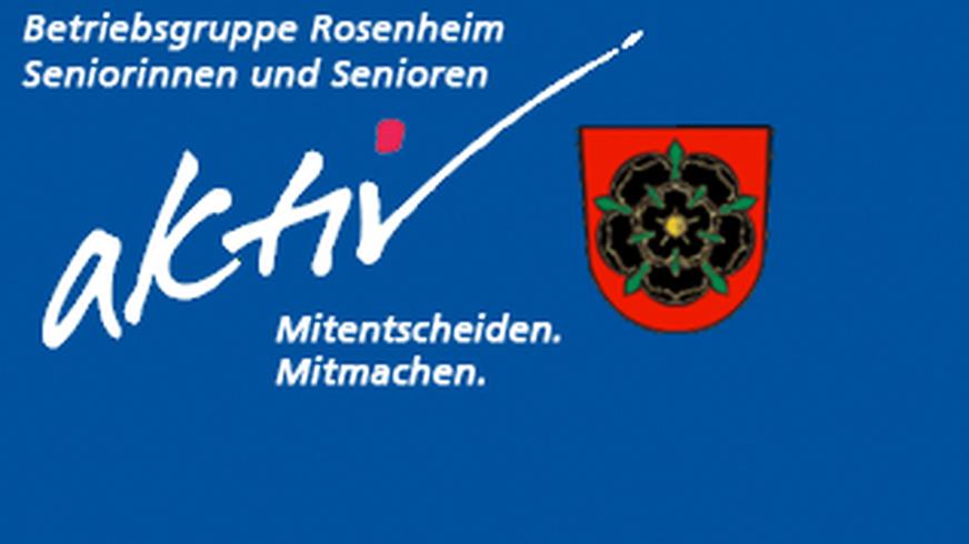 Betriebsgruppe Rosenheim Seniorinnen und Senioren