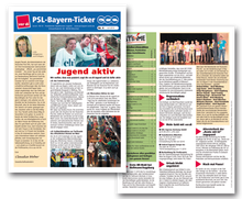 PSL-Ticker Juli 2014