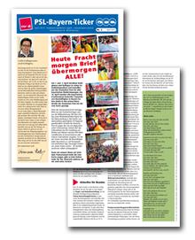 PSL Ticker April 2015