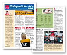 PSL-Ticker Mai 2014