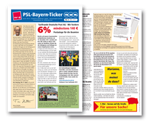 PSL-Ticker März 2013