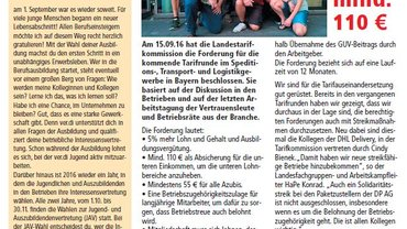 ver.di PSL Bayern